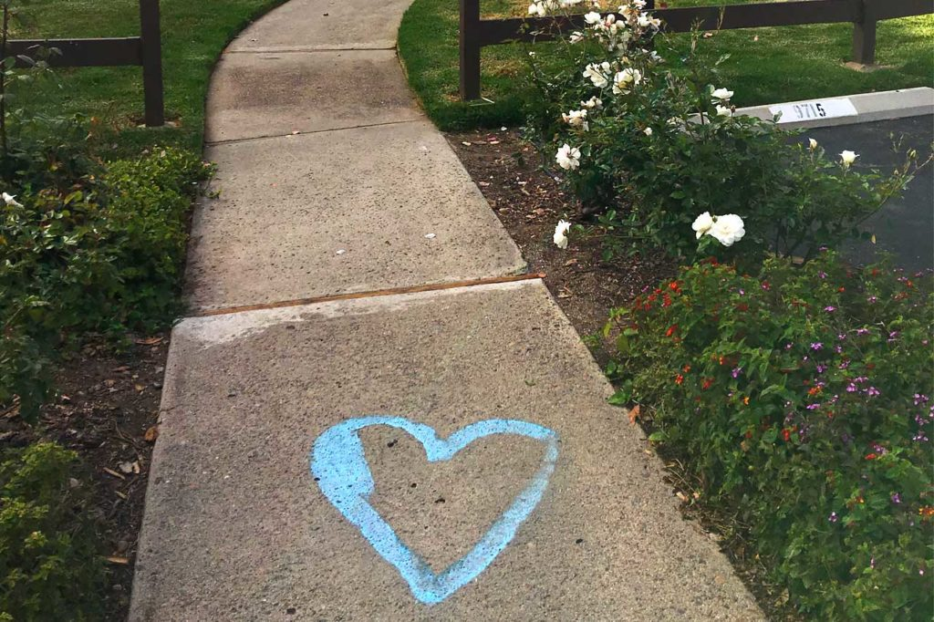Heart on the Path